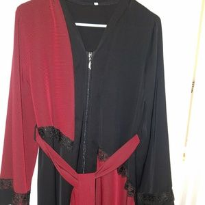 Dresses & Skirts - Beautiful Dress Style Abaya w/ Belt